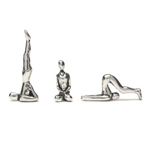 Yoga Poses Figurines by Basic Spirit
