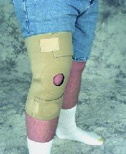 Extended Size Knee Wrap BEIGE 2X-4X-Large QTY: 1