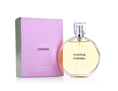 Chance Eau de Toilette Parfum Spray perfume 100 ml / 3.4 - Shops Sunglass Around Me