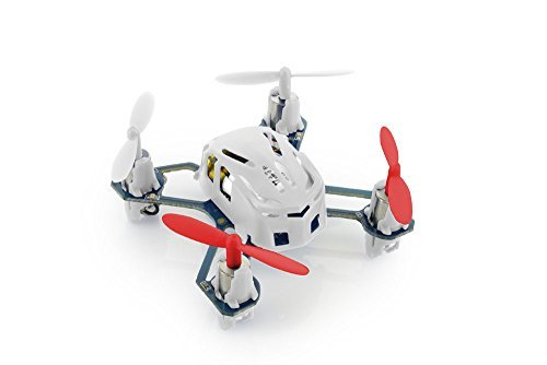 Tenergy Hubsan Q4 H111 Nano Mini 4-Channel RC Quadcopter wit