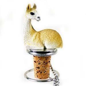 1 X Llama Bottle Stopper