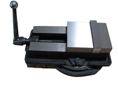 4'' Milling Machine Accu-Lock Vise With Base