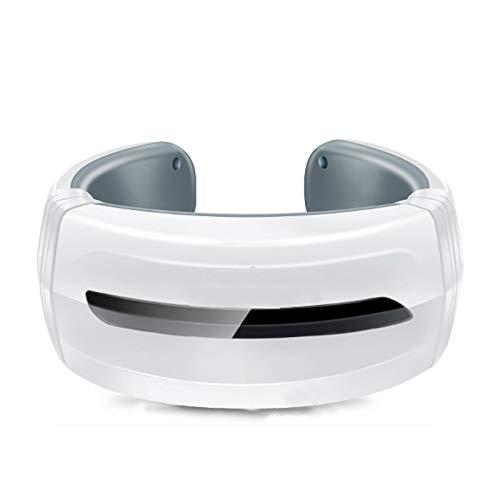 最大の割引 首のマッサージャーのU字型の振動首のマッサージの枕携帯用電気首そして首のマッサージャーのマッサージャー Button B07Q71R1BD B07Q71R1BD, マエバルシ:e68da476 --- turtleskin-eu.access.secure-ssl-servers.info