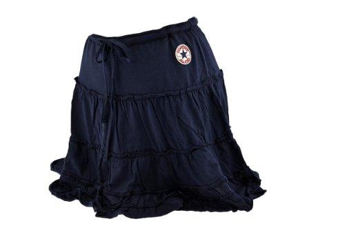 Pantaloncini Nuovo Blu Abbigliame Minigonna Converse 8qf4Ax