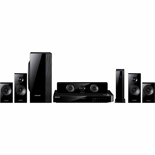 Samsung HT-H5500W-R 5.1 Channel 3D Blu-Ray Home Theater S...