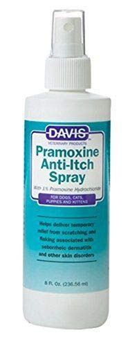 Davis Pramoxine Anti-Itch Spray 8 oz.