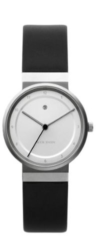 Jacob Jensen 871 Ladies Dimension White Watch