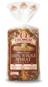 oroweat sliced bread 24oz loaf pack of 2 choose flavor below whole