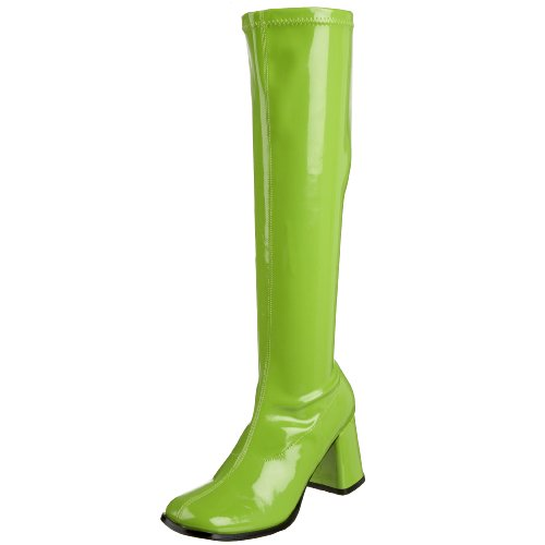by Boot Funtasma Pleaser Women's Gogo Lime 300 Sxngqdnv
