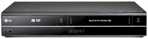 Lg Rc 388 Dvd Rekorder Und Video Rekorder Schwarz Heimkino Tv Video