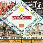 Front cover for the book Monopoly: The Story Behind the World's Best-Selling Game by Rod Kennedy