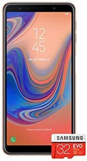 Samsung F-A7GMEMPACK Galaxy A7 64 GB Smartphone Libre de SIM con ...