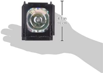 IET Lamps 110-025 Projector Lamp Replacement Assembly with Genuine Original OEM Osram PVIP Bulb Inside for Digital Projection 109-682 109-682