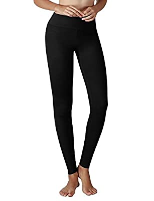 Yoga Reflex Women's Tummy Control Sports Running Yoga Workout Leggings Pants Hidden Pocket (XS-3XL)