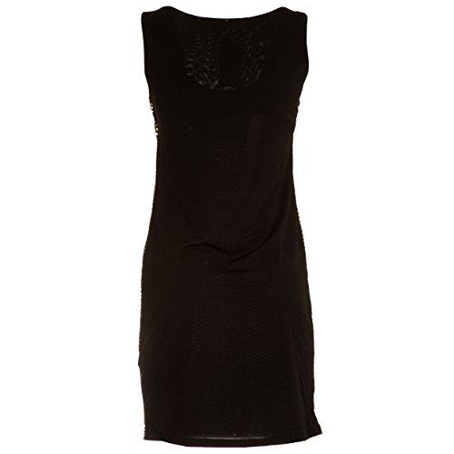 VialeScarpe - Vestido - para mujer negro