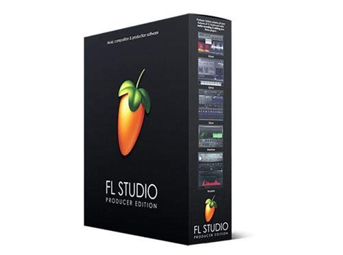 front facing image line fl studio 20