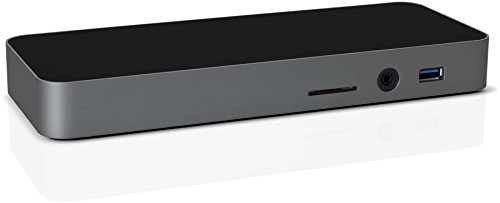 OWC 13 Port Thunderbolt 3 Dock, Space Gray by OWC
