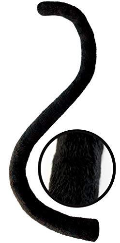 Tail Costumes Accessory - Black Cat Tail Costume Accessory Neko