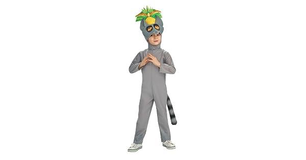 Amazon.com: Nickelodeon los pingüinos de Madagascar disfraz ...