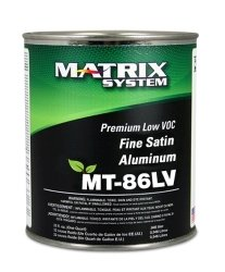 Matrix MT-86-QT Fine Satin Aluminum Toner Quart