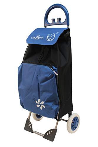 b45d7d5cdbe1 GNA Heavy Duty Aluminum Shopping Trolley - Buy Online in KSA. Office ...