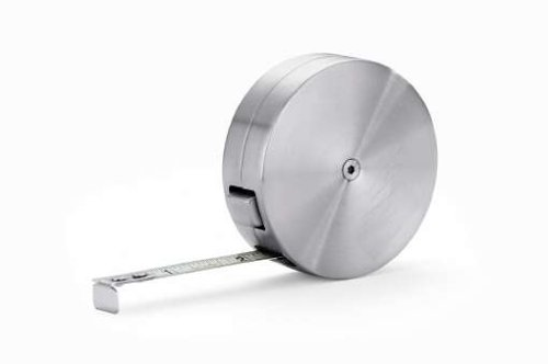Gents Stainless Steel Tape Measure