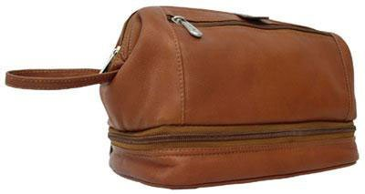 piel-leather-u-frame-utility-kit-with-zip-bottom-saddle-one-size