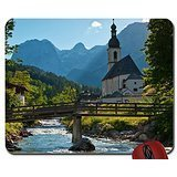 nature-landscapes-germany-towns-churches-bavaria-rivers-bayern-mouse-pad-computer-mousepad