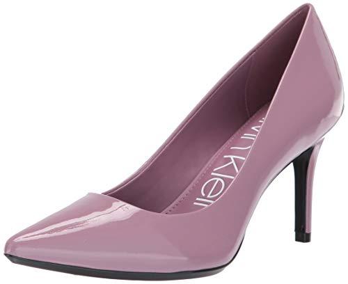 (Calvin Klein Women's Gayle Pump Amethyst 9.5 M US)