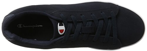 Navyblau Sneakers Bleu 1980suede Homme Basses Nbk Champion 4qOagww