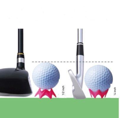 Daiya Golf Tomahawk NEO Golf Tee's As seen on TV by Daiya Golf (Image #7)