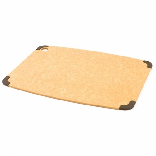 Epicurean Non-Slip Series Cutting Board, 17.5-Inch by 13-Inch, Natural/Brown by Epicurean