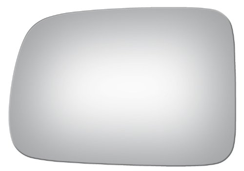 Burco 2844 - Honda CRV Driver Side Replacement Mirror Glass - Honda Crv Replacement Driver