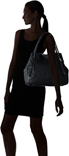 hombro Marrak bolsos Berlin de Liebeskind Negro Mujer Black y Sierra Shoppers xq07EEA4w