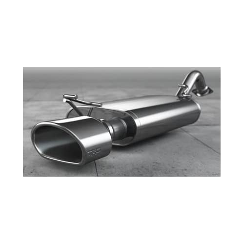 Low Cost Exhaust >> Low Cost Genuine Toyota Ptr06 02140 Corolla Trd