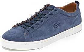 Lacoste Men's Straightset Suede Sneakers
