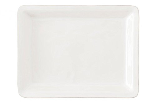 Juliska Puro Whitewash 16 inch Tray Platter