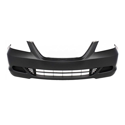 MBI AUTO – Painted To Match, Front Bumper Cover Fascia for 2005 2006 2007 Honda Odyssey Van 05 06 07, HO1000222