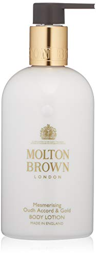 Gold Accord (Molton Brown Body Lotion, Mesmerising Oudh Accord & Gold, 10 oz.)