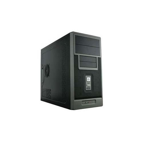 Apex TM-366-BK Black Micro ATX Mini Tower / Computer Case with 300W Power Supply