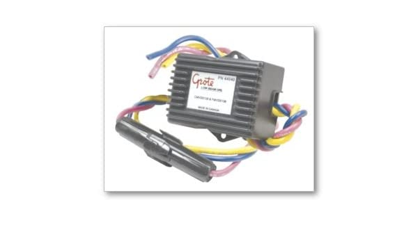 Grote 44040 Daytime Running Basic Lamp Module, Running Lights ... on