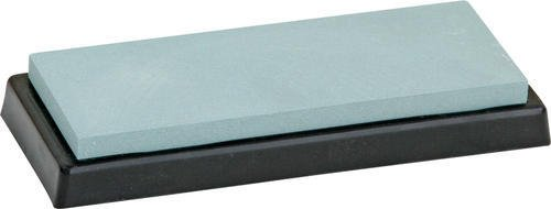 Super Sharpening Stone with Rubber Base