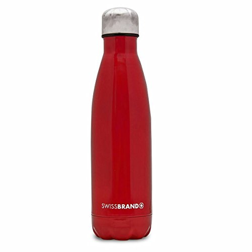 Swiss Water Bottle-1 Pack-Red Birthday Sigg Water Bottle