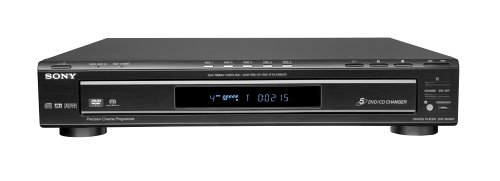 Sony DVP-NC80V/B SACD DVD Changer, Black