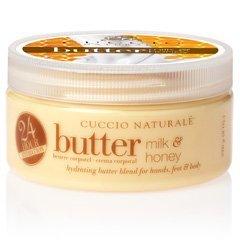 Cuccio Body Butter Milk and Honey 8 Oz