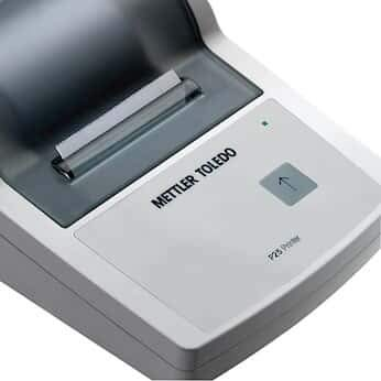 (Mettler Toledo RS-P25 Compact Printer with RS-232C Interface)