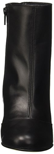 Steve Madden Retrro, Women's Boots Noir (Black Leather)