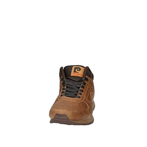 40 Pierre Uomo Sneakers Pc729 Cardin Marrone rqPrXR