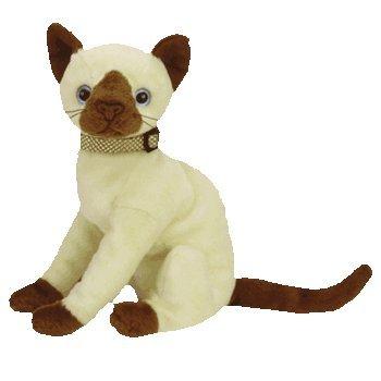 Ty Beanie Babies Siam - Siamese Cat