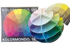 Kolormondo 16 Cm Cercle Chromatique En 3d Amazonfr Jeux Et Jouets